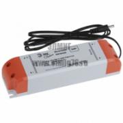 12-36 Источник питания DC 12В, 36Вт, с сетевым шнуром LP-LED-12-36W-IP20-P-3,5 (30/1680) ЭРА  C0045620