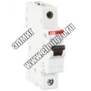 SH201L C20A Автомат.выкл. 1р 20А