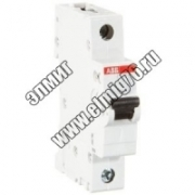 SH201L C25A Автомат.выкл. 1р 25А
