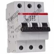SH203L C10A Автомат.выкл. 3р 10А