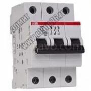 SH203L C16A Автомат.выкл. 3р 16А