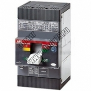 Выключатель автоматический трехполюсный ВА-800А 36кА Tmax6N PR221DS-LS/I In 800 F F