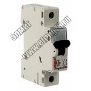 407260 Выключатель автоматический однополюсный 6А C DX3-E 6кА