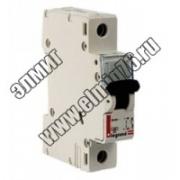 407265 Выключатель автоматический однополюсный 25А C DX3-E 6кА
