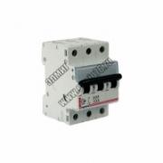 407291 Выключатель автоматический трехполюсный 16А C DX3-E 6кА