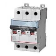 407293 Выключатель автоматический трехполюсный 25А C DX3-E 6кА