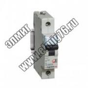 404025 Выключатель автоматический 1П 06А C TX3 6кА
