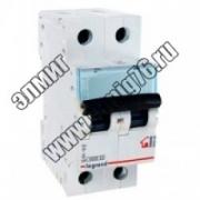 404046 Выключатель автоматический 2П 40А C TX3 6кА