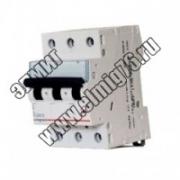 403948 Выключатель автоматический 3П 40А C TX3 6kА (10kА)