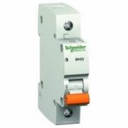 1Р ВА63 С 10А 4,5kA Автоматический выключатель Schneider Electric Domovoy 11202