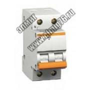 1Р+N ВА63 С 25А Автоматический выключатель Schneider Electric Domovoy 11215