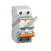 1Р+N ВА63 С 32А Автоматический выключатель Schneider Electric Domovoy 11216