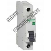1P  6A C EZ9F34106 Schneider Electric EASY 9 Автоматический выключатель