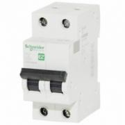 2P 16A C EZ9F34216 Schneider Electric EASY 9 Автоматический выключатель