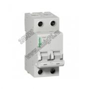 2P 25A C EZ9F34225 Schneider Electric EASY 9 Автоматический выключатель
