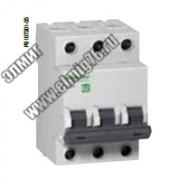 3P 16A C EZ9F34316 Schneider Electric EASY 9 Автоматический выключатель