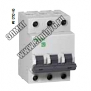 3P 40A C EZ9F34340 Schneider Electric EASY 9 Автоматический выключатель