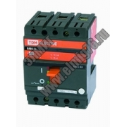 ВА88-33 3P  80А 35кА Автоматический выключатель TDM