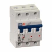 ВМ63-3С 6-УХЛ3 Выключатель автоматический модульный КЭАЗ 103747