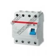 FН204 40А (300мА !!!) Блок утечки тока