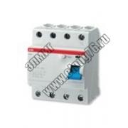 FН204 40А 30мА Блок утечки тока