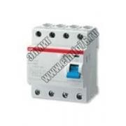 FН204 63А 30мА Блок утечки тока