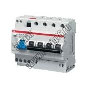 DS204 AC-C16/0,03 Выключатель автоматический дифференциальный (АВДТ) DS204 4п 16А 30мА C AC