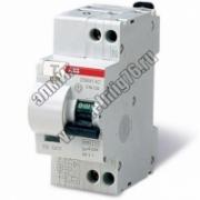 DS941 С6 30мА Диф. автомат тип АС