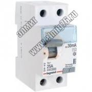 403001 Выключатель диф. тока 2П 40А 30мА TX3 АC (УЗО)