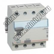 403010 Выключатель диф. тока 4П 63А 30мА ТХЗ АС