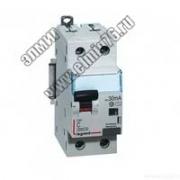 411003 АВДТ DX3 1п+N 20А 30мА АС  Выключатель автоматический дифференциальный