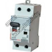 411004 Диф.автомат DX 1Р+N 30mA/25A-AC DX3