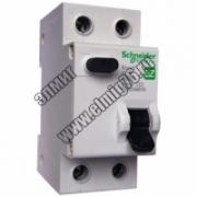 Диф. автомат 1P+Н 25А 30мА C AC EZ9D34625 Schneider Electric EASY 9