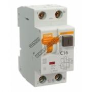 АВДТ 63 С16 30мА Диф.автомат TDM SQ0202-0002