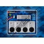 USH-P006-G4-300W-25M 03786 Пульт управления электроприборами с диммером.Цвет - серебристый