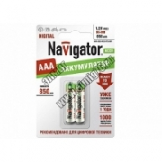 Аккумулятор Navigator 94784 NHR-850-HR03-Ready to use BP2