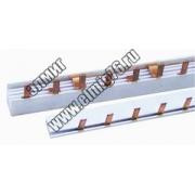 Шина соед.типа PIN(штырь) 1ф 63А (1м) TDM SQ0802-0001