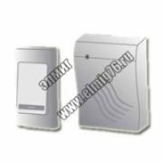 Звонок беспроводной в розетку ЗБР-11/1-36М (36 мелодий, кнопка IP30, АС 230V) TDM
