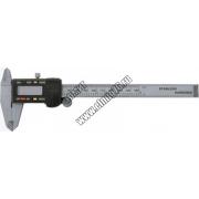 Штангенциркуль металлический с электронным отсчетом 150 мм / 0.01 мм 19856 FIT