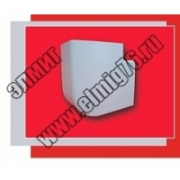 RRL 60х40 Угол плоский плавный стандарт 76315R