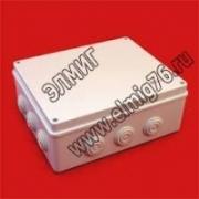 44030 JBS300 Коробка расп. 300х250х120 12 вых. IP65