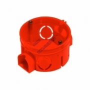 КУ1106 Подрозетник D68мм H40мм д/уст.в бетон IP20 400В