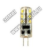 4,0Вт 4000к 12V G4 Лампа светодиодная FERON 27LED LB-404