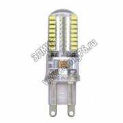 5Вт 3000К 230V G9 Лампа светодиодная ASD LED-JCD-standart 450Лм