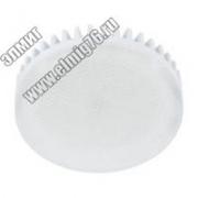6,0Вт 6000К 220V GX53 Лампа светодиодная Ecola LED Tablet матовое стекло 27x75 T5LD60ELC