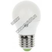 03,5Вт 3000К 220V Е27 Лампа светодиодная ASD LED-Р45  Е27  320Лм шар