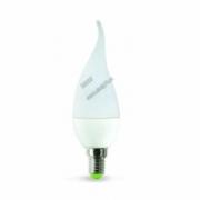 03,5Вт 4000К 220V Е27 Лампа светодиодная ASD LED-СВЕЧА на ветру-standard 160-260В 300Лм 12004761