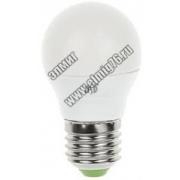 03,5Вт 4000К 220V Е27 Лампа светодиодная ASD LED-Р45 160-260В 320Лм шар