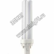 13Вт 2700K E14 Лампа теплая КЛЛ-FSТ2-13 Вт-2700 К–Е14 41х95 мм SQ0323-0178