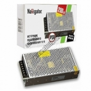 71468 Блок питания LED,200w,12v.Navigator  ND-P200-IP20-12V